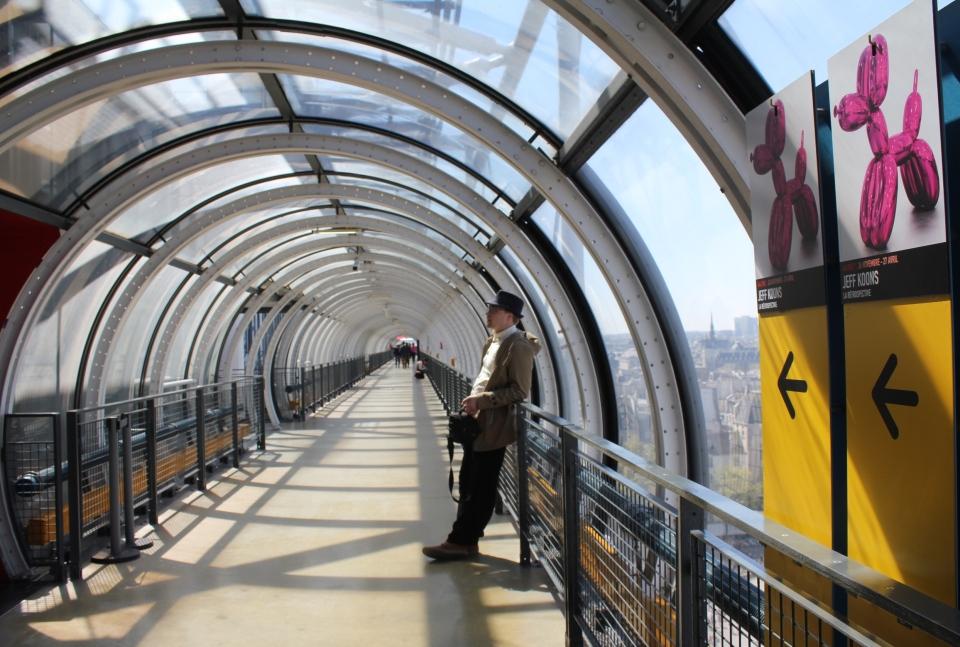 Jeff Koons Pompidou